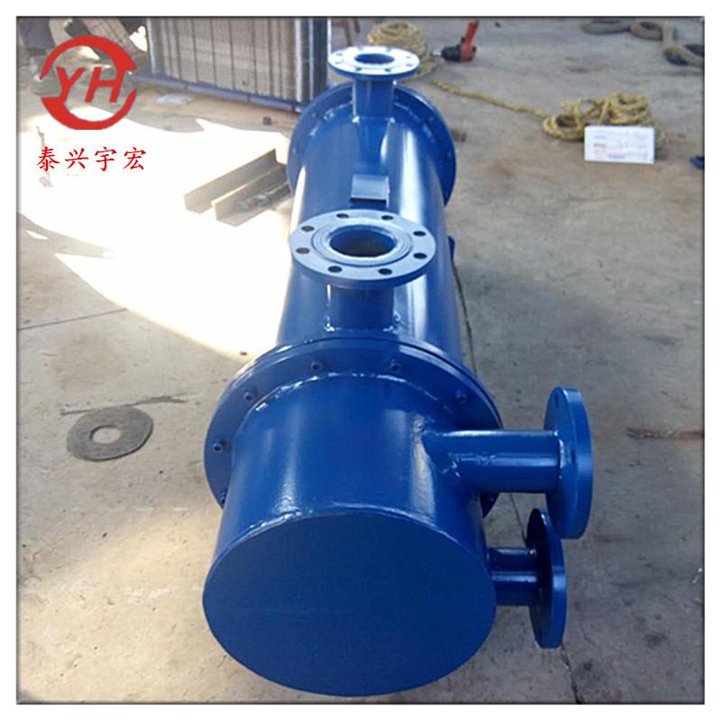 冷凝器厂家 蒸汽冷凝器丨管式冷凝器丨小型列管式冷凝器