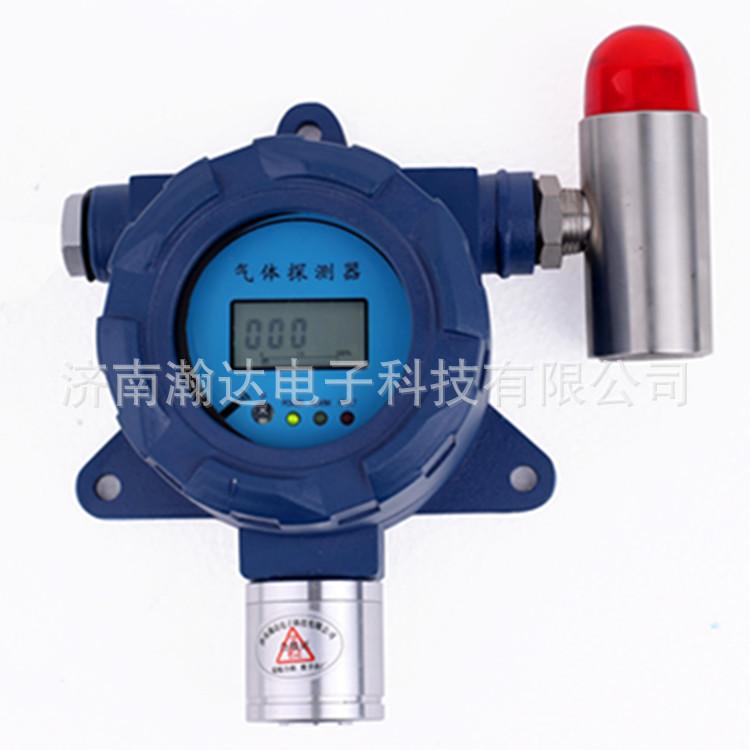 固定在线式一氧化碳检测报警仪器壁挂式一氧化碳泄露探测器防爆型