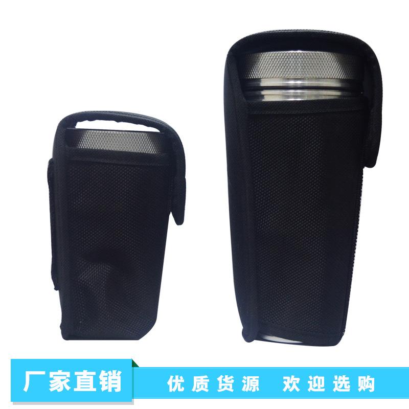 多性能手电筒腰套牛津布手电套袋强光手电筒维护套 可定制