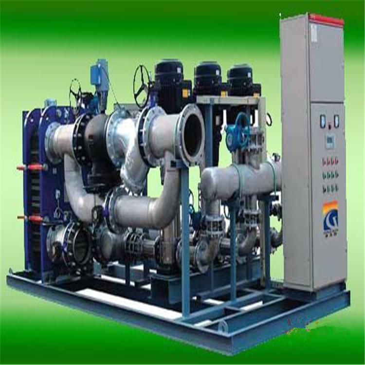 锅炉配套供暖设备 板式换热器 供暖换热 间壁式换热器 根据需求定制
