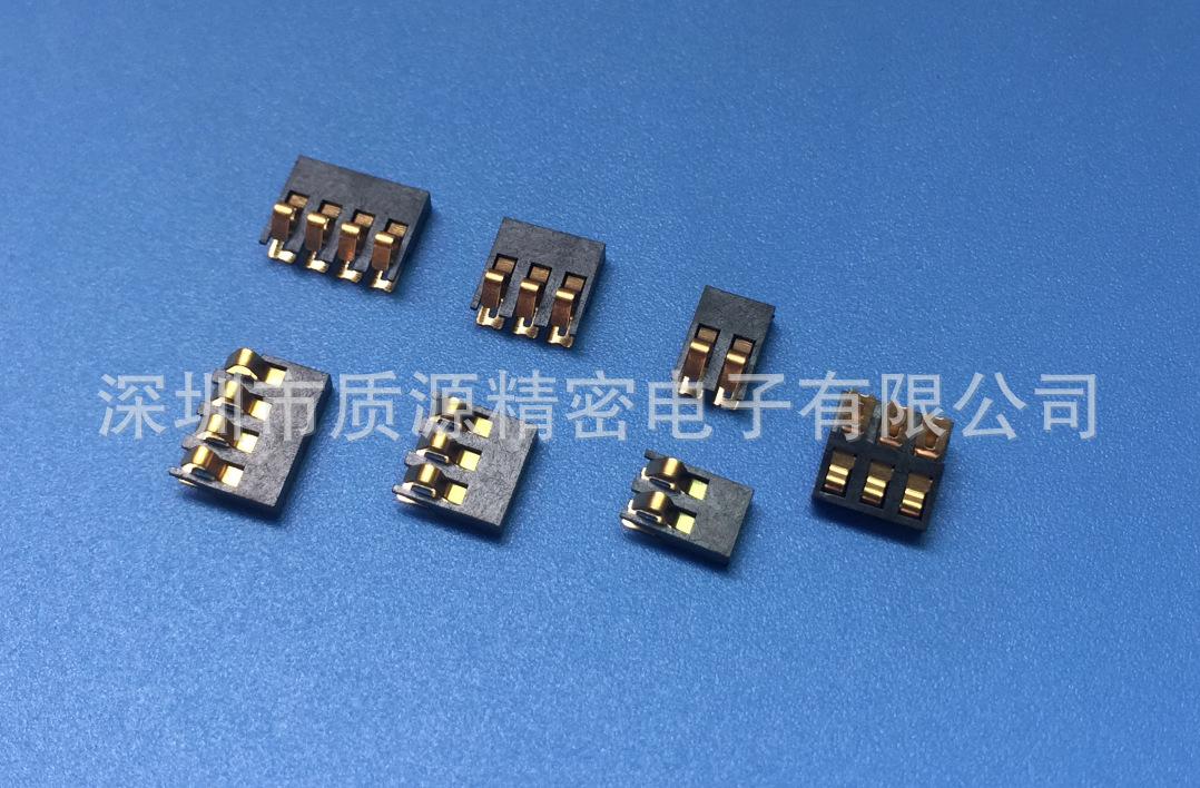 供应小米2手机电池连接器 ZYCONN 接线座/接线板