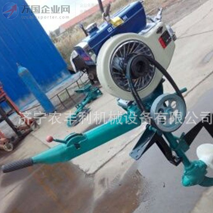 国产小型汽油柴油挂浆机