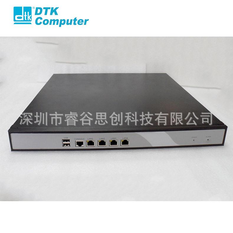 网安防火墙服务器工控机 DTK 无风扇工控机 工控电脑 可OEM 全国联保