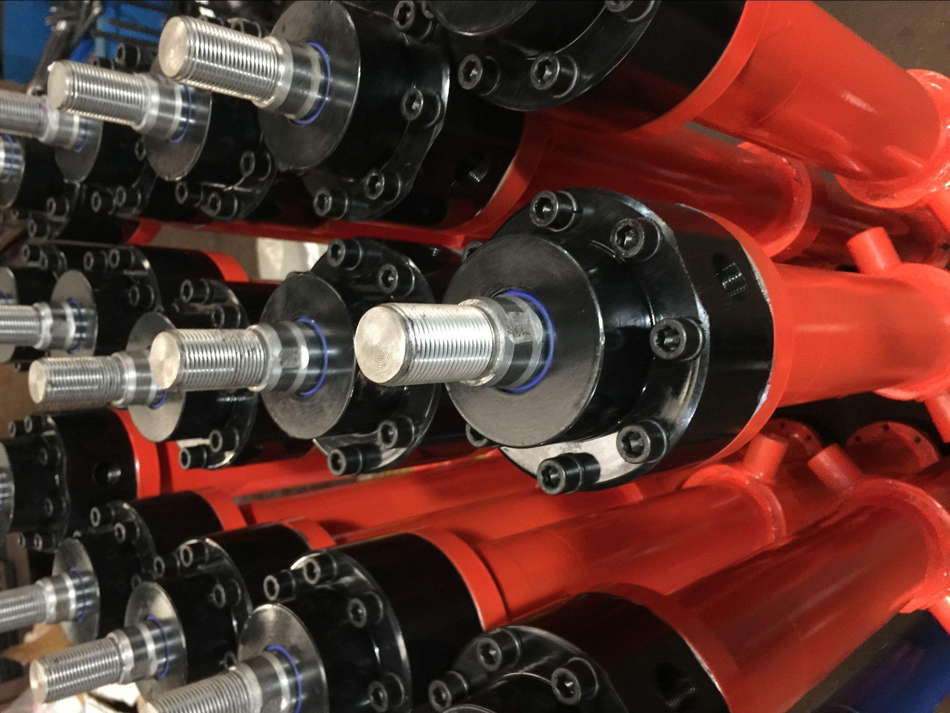 Y-HG1系列冶金油缸 工程用液压缸 耳环法兰摆轴 欧力克