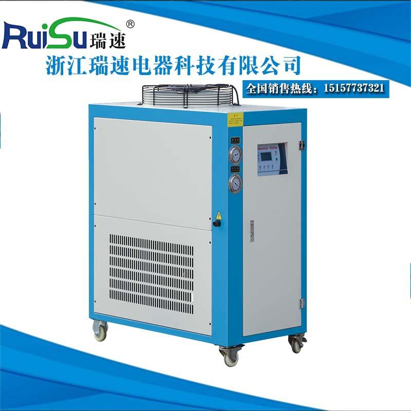 厂家直销RSA-U3风冷式3P冷水机设备降温工业制冷冷水机 风冷式冷水机