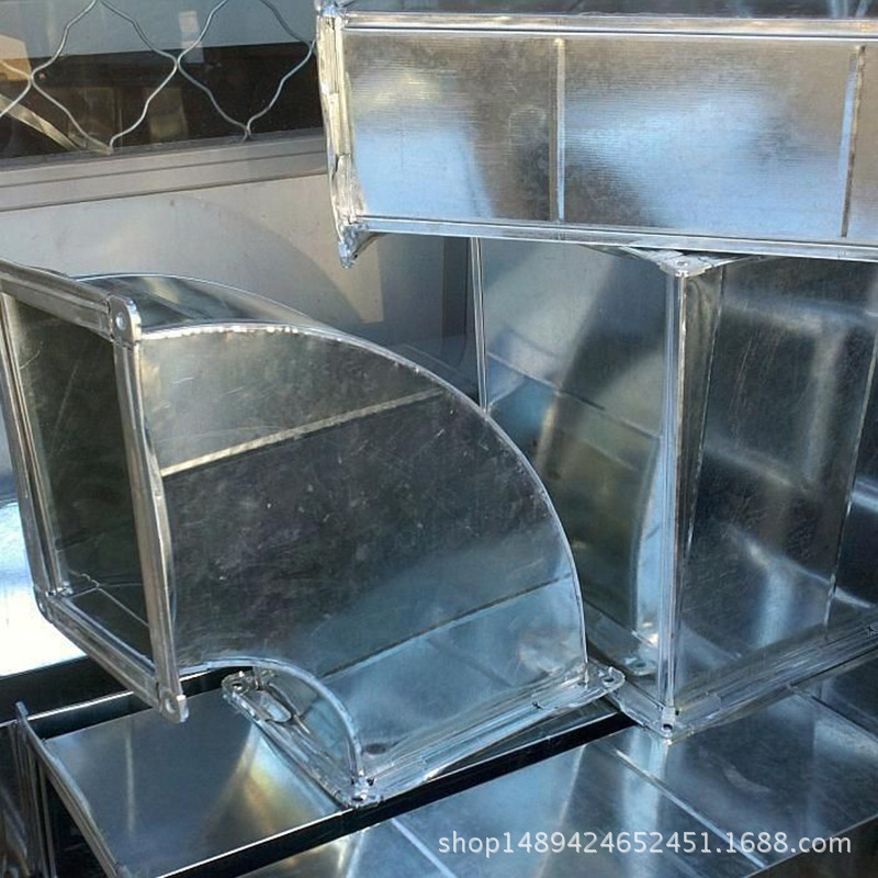 保温型镀锌板风管零售批发 镀锌板