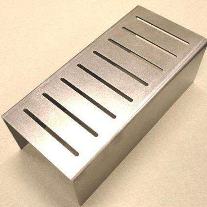 定制不锈钢剪板折弯加工不锈钢机板材箱冲压件 美陈圈