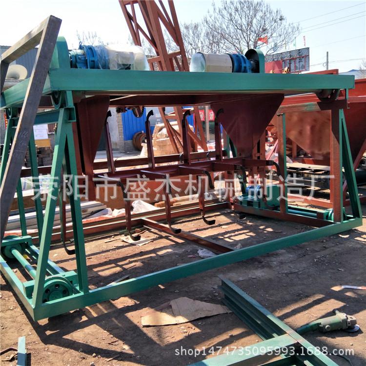 盛杰堆肥发酵翻堆机设施供给商 翻抛机 有机肥