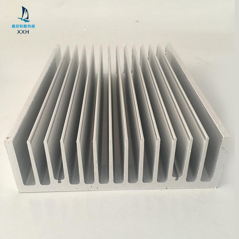 插片式高密齿电子散热器批发 电子散热器 鑫欣和
