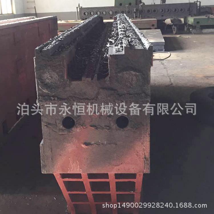数控机床光机铸件 化学硬化砂型 实型铸造 重力铸造
