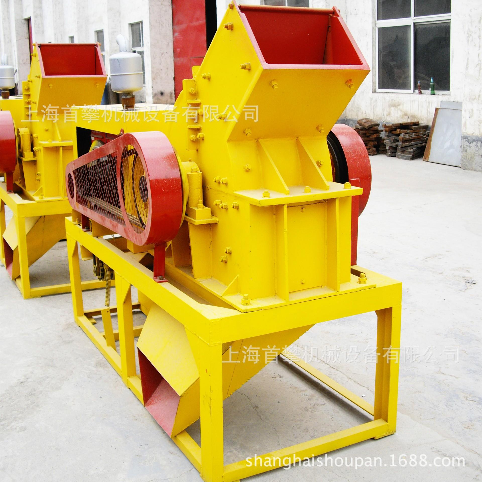 上海供给小型PC400*300挪动锤式水泥块破碎机 中碎机