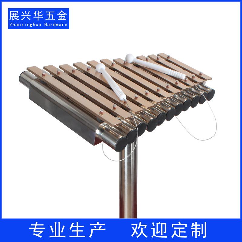 节奏师琴健身琴创意游乐设施 Deats/迪驰 铝合金