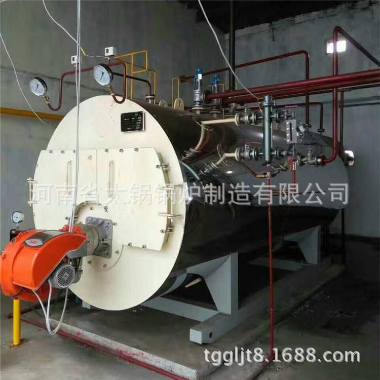 2吨然油汽蒸汽锅炉全套价格是多少 自然循环锅炉 快装锅炉
