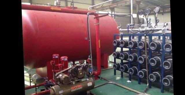厂家生产3C认证消防气体顶压设备气体顶压设备气顶给水设备气顶 自动运行