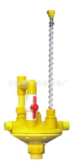 减压阀 鹅,鸡,兔,鸭,鸽 给水减压 简易包装不回收 饮水器 指导安装图片