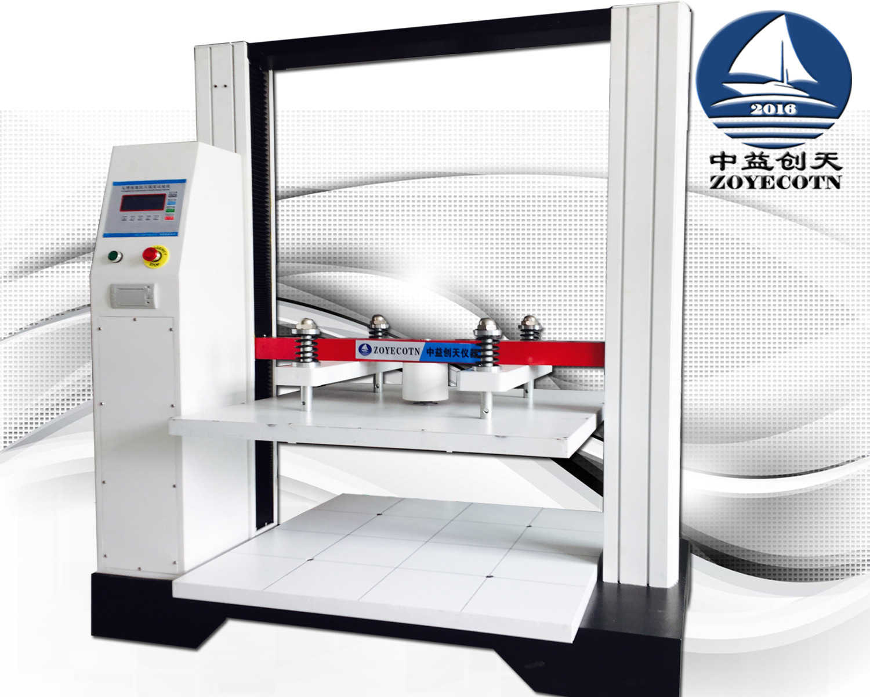 纸箱抗压强度测试仪 中益创天 数显式压力试验机