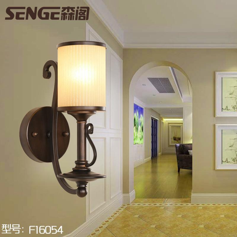 可根据需求来样设计定制酒店过道壁灯 led灯 家居场所