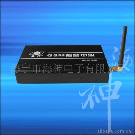 海神GSM电力变压器报警器路灯电线电缆220V380V防盗接警中心软件