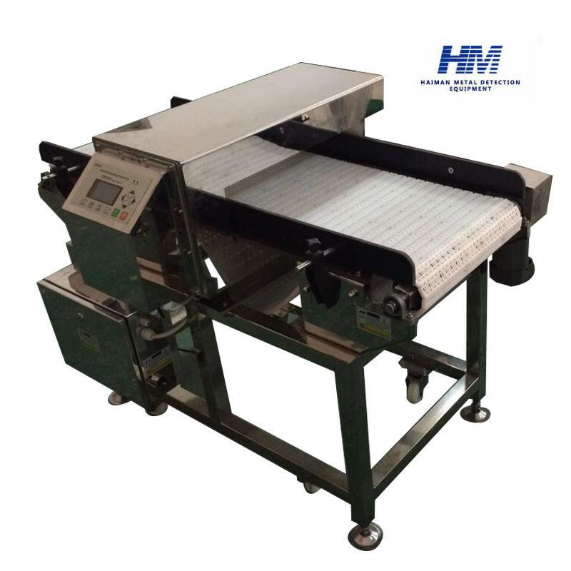 链条式皮带金属探测仪 金属检测机 HAIMAN 各种金属