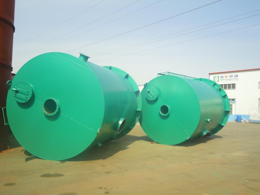 供应SIL型高效压力滤池石英砂过滤器 华能金昊 SIL