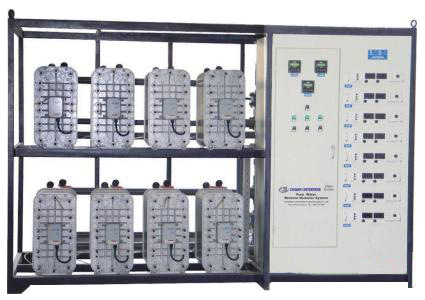EDI超纯水ro设施安装