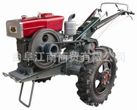 农用手扶式拖拉机收获机农用小型配套拖拉机