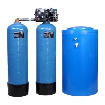 定做3T单罐双阀工业软化水设备 顺流再生/逆流再生