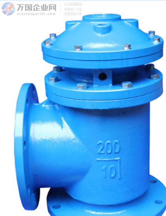 GM644X气动隔膜排泥阀 隔膜式 直角式