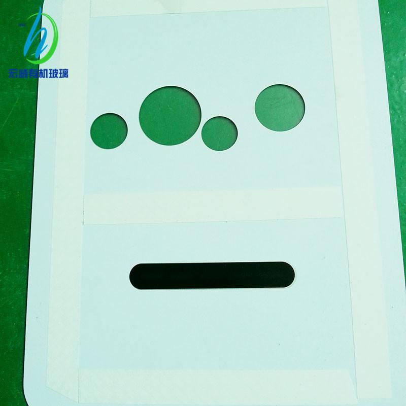 厂家热销优质亚克力面板 后期加工,印刷,制版 表面整饰加工