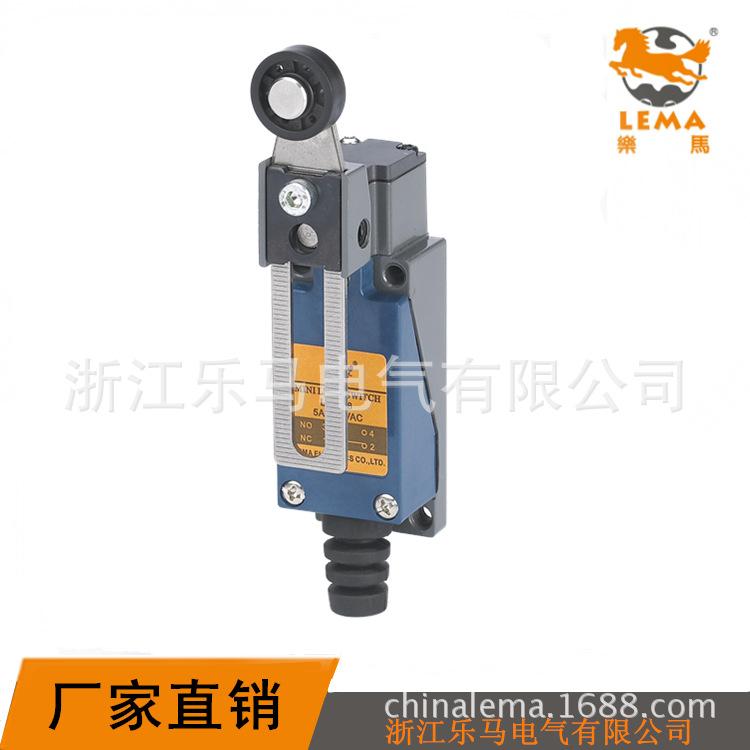 新款厂家直销乐马电气行程开关限位开关LZ8108 旋转式 一常开一常闭