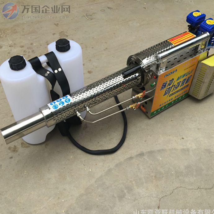 小型背负式机动喷雾机 果园打药机