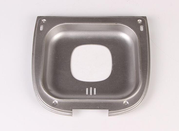 定制五金冲压件 镀锌板 拉深件加工 复合模 多工位