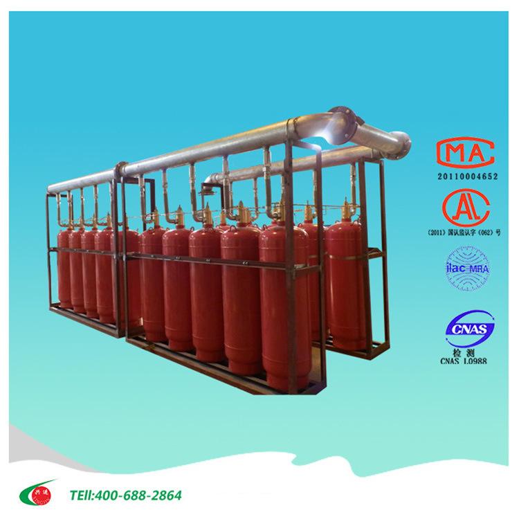 兴进_厂家免费报价七氟丙烷气体灭火装置 兴进消防 管网七氟丙烷灭火系统