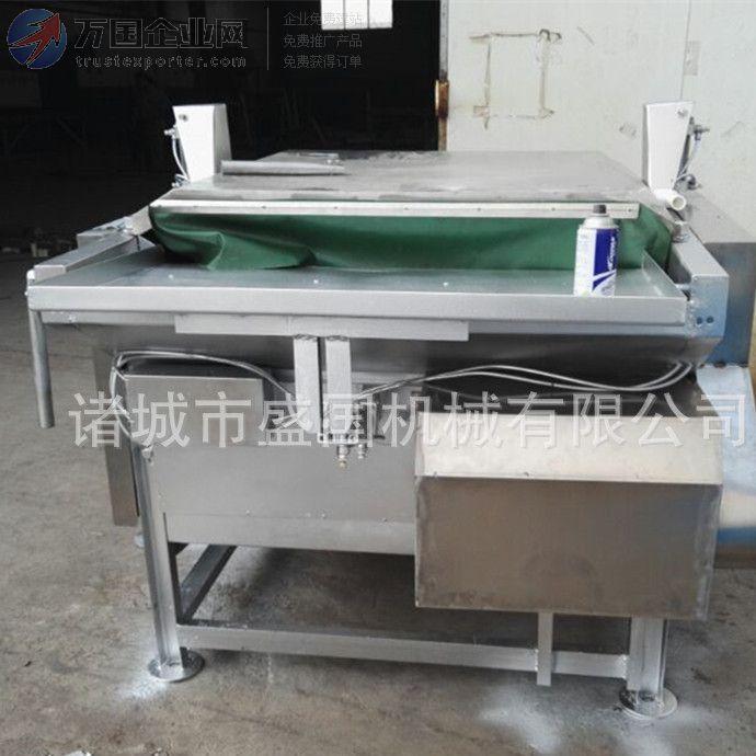 贵州厂家直销全自动家禽脱毛机鸡鸭鹅专用七辊脱毛机