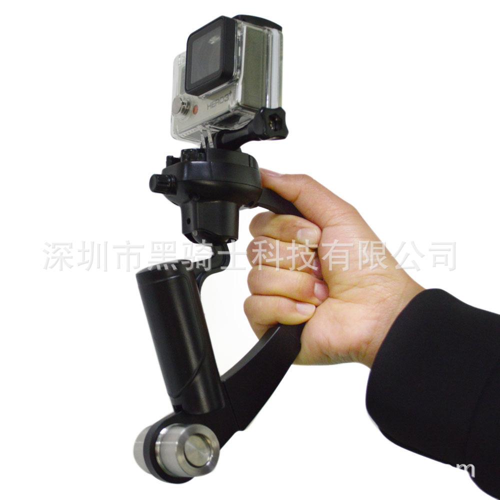 gopro自拍器 goprofans 塑料+铝合金 gopro手持稳定支架
