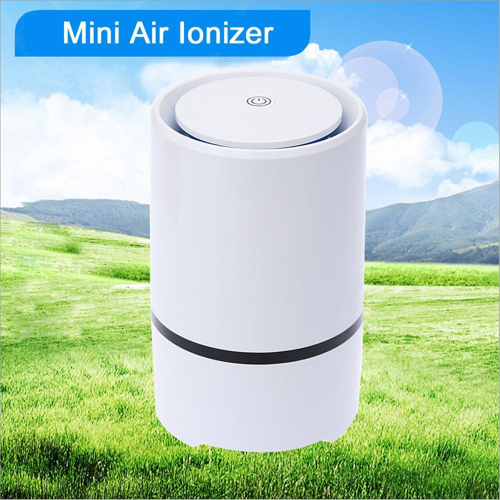 负离子空气污染器 空气净化器 OEM USB 按键式