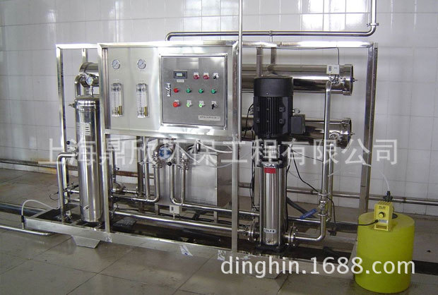 饮料行业用水制取设备