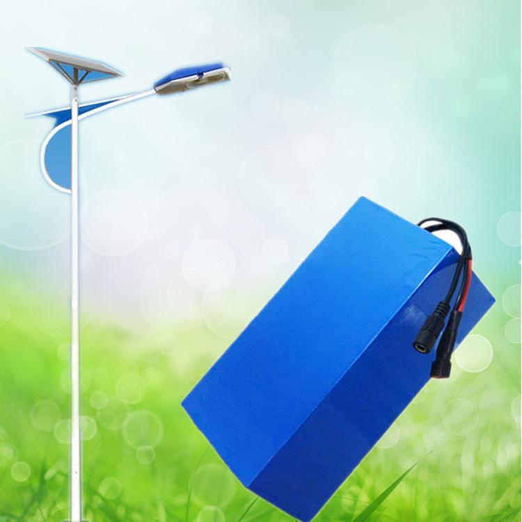 8V30Ah磷酸铁锂电池光伏太阳能储能专用LED灯箱疝气灯锂电池组 华能日盛