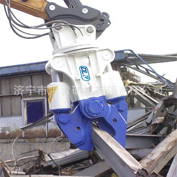 钢筋混凝土快速破碎分离 CQM 挖掘机