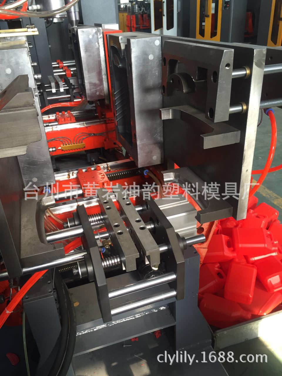 PVC吹塑模具 数控铣.车床.镗床 吹塑成型模 单型腔模具