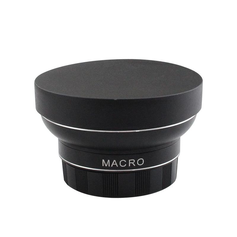 5X微距二合一通用手机外置镜头无暗角 LiGinn 黑色,银色,土豪金,玫瑰金