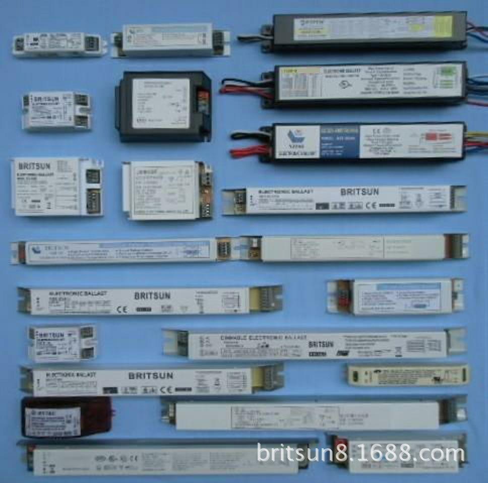 镇流器专家供CCC BRITSUNSTONE 电子镇流器