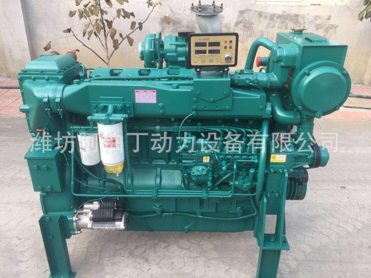 厂家直销潍柴WP12斯太尔12升排量450马力大功率船用柴油发动机