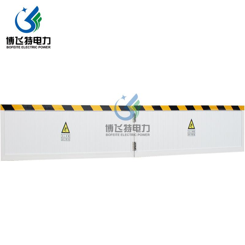 博飞特 配电室挡鼠板铝合金防鼠板粮库防鼠板化工厂挡鼠板防灾害