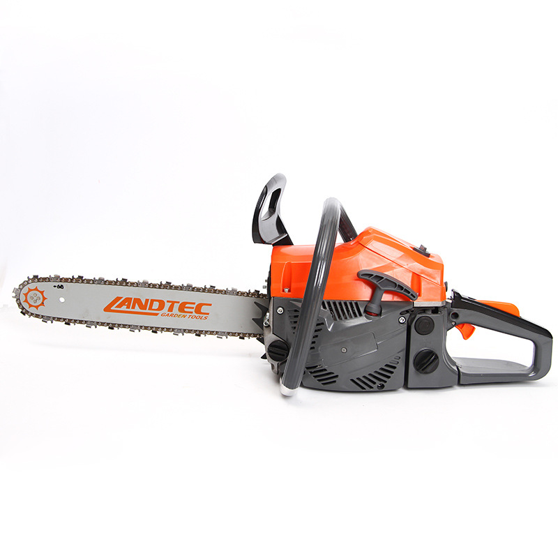 厂家直销大功率油锯汽油锯伐木锯园林工具专业汽油电锯