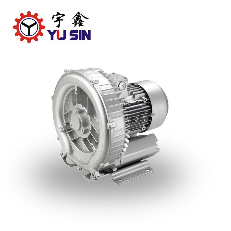 厂家直销灌装机械专用漩涡气泵2RB037H72东莞宇鑫环形高压鼓风机