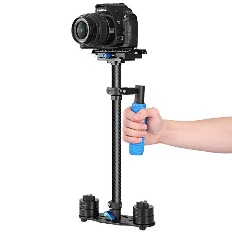 YELANGU碳纤维手持稳定器 YELANGU狼王 摄影器材 碳纤维 不支持