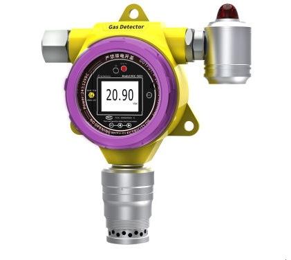 供给高精度可燃气体报警器 吉顺安 固定式 高能锂电池