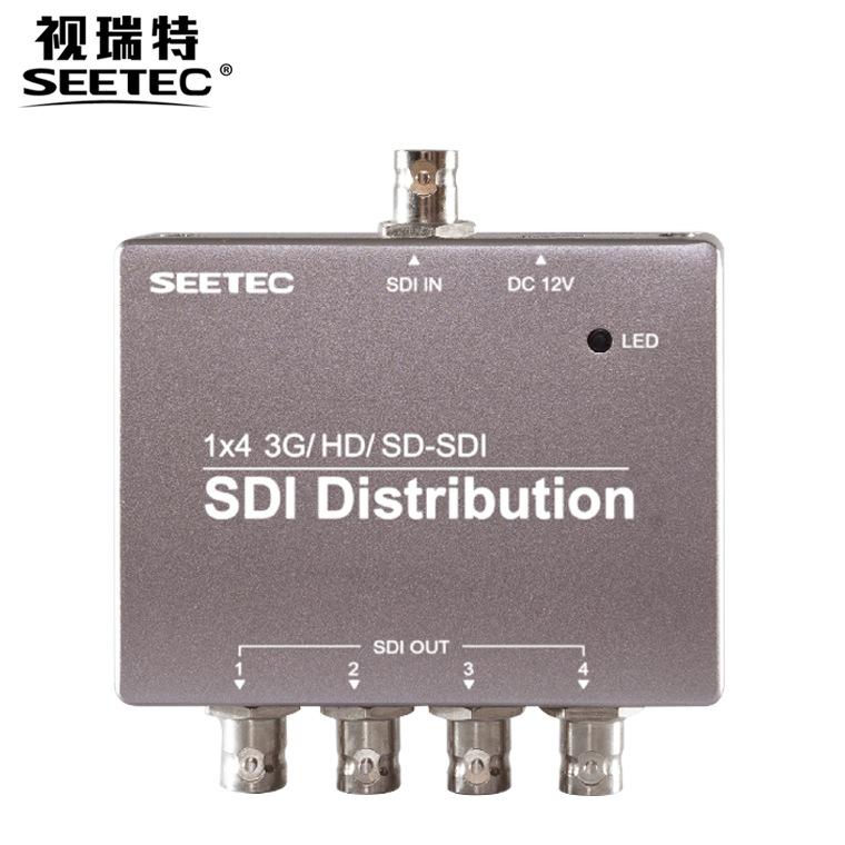 便携式全高清广播级无损信号分流 切换/分配器 不支持远程唤醒 可OEM