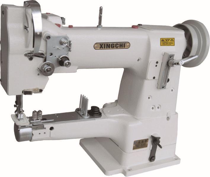 潜水料钱包鞋类运动用品专用包边机 缝纫机 缝纫设备 全自动 厚料机